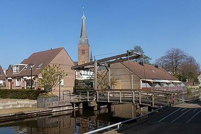 Hillegom-Overspaern-buurten