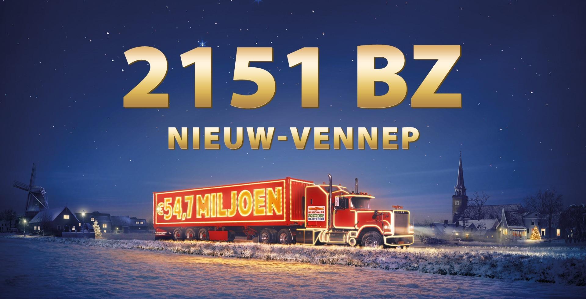 Nieuw-Vennep-Postcodekanjer