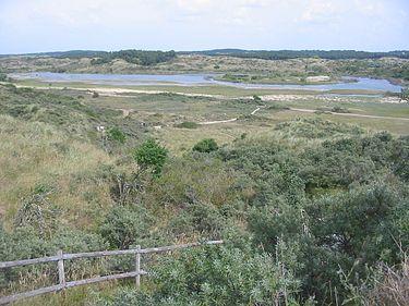 bloemendaal-Oversparn-natuurgebied