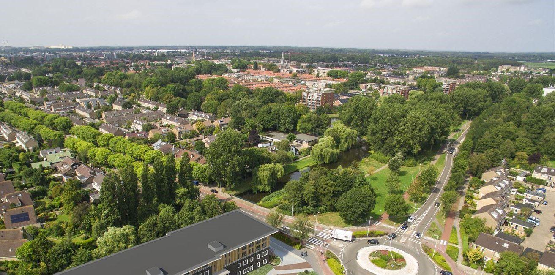 Heemskerk-bovenaf