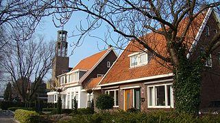 Vijfhuizen kerk